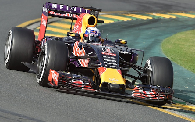 F1: Red Bull declares 2015 season a 'write-off'