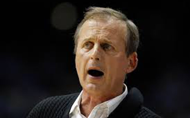 Tennessee close to hiring fired Texas head coach Rick Barnes