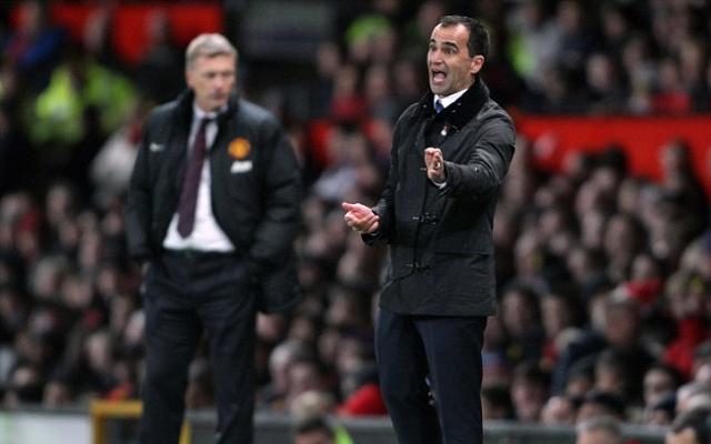 Everton legend slams 'boring' David Moyes & backs Roberto Martinez