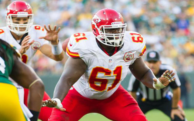 Oakland Raiders to sign top C Rodney Hudson to $44 million contract
