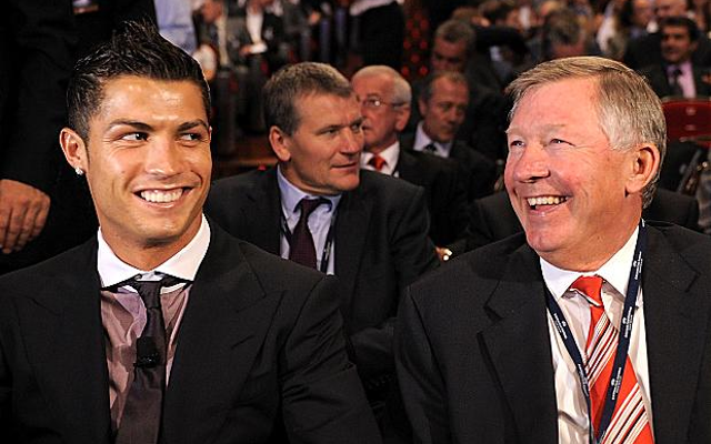 Manchester United try to lure Ronaldo back with Ferguson meeting in Madrid