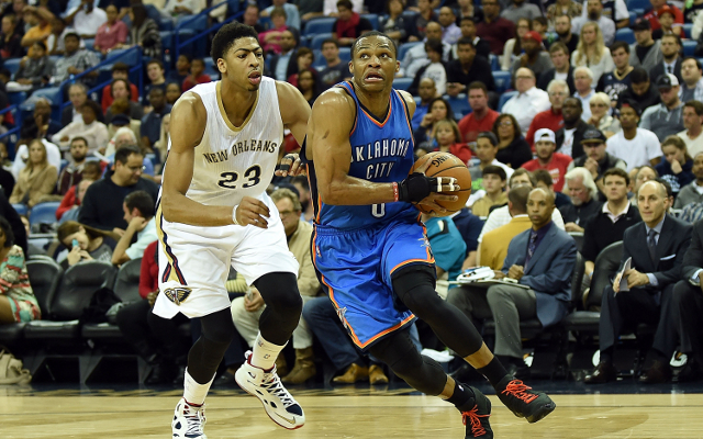 NBA: Oklahoma City Thunder schedule gives them edge in playoff race