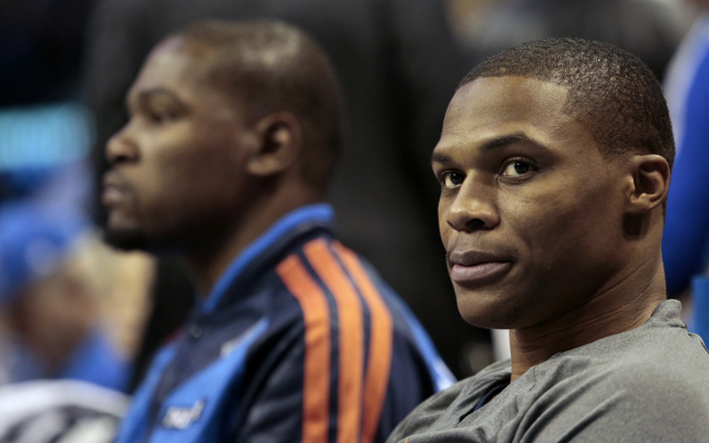 Oklahoma City Thunder on the brink of missing out on NBA Playoffs