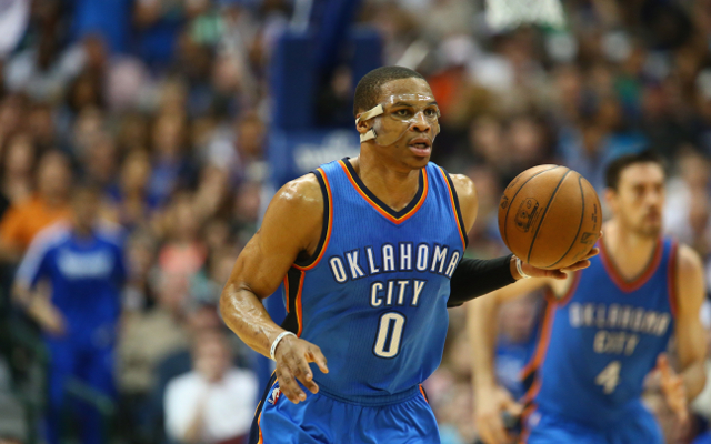 Oklahoma City Thunder star Russell Westbrook avoids technical foul suspension