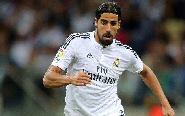 Roberto Di Matteo plays down Schalke's chances of signing Arsenal target Sami Khedira