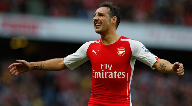 ANGRY Arsenal star Santi Cazorla talks about GUNNERS EXIT