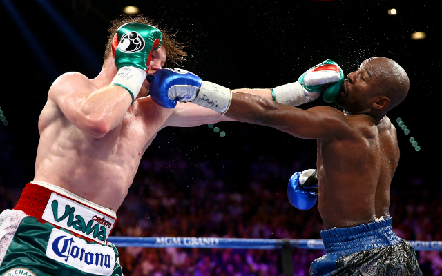 Mayweather vs Pacquiao: Canelo Alvarez says Mayweather will decide if fight is a thriller
