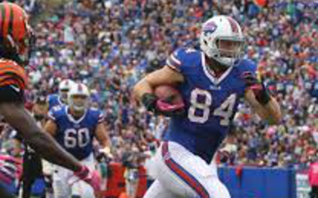 New England Patriots add tight end depth by signing Scott Chandler