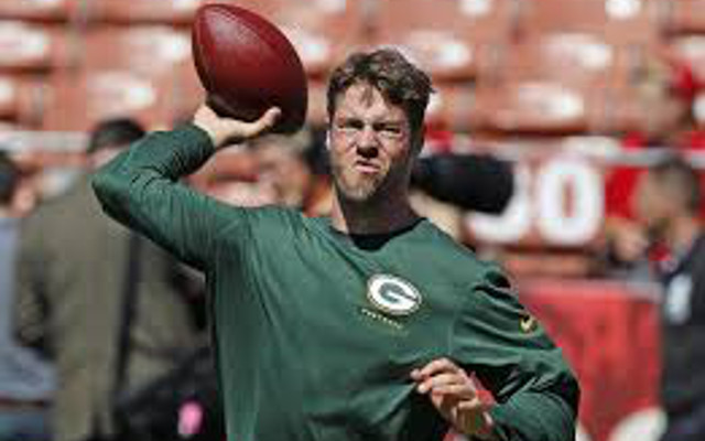 Green Bay Packers re-sign backup QB Scott Tolzien to new one-year deal