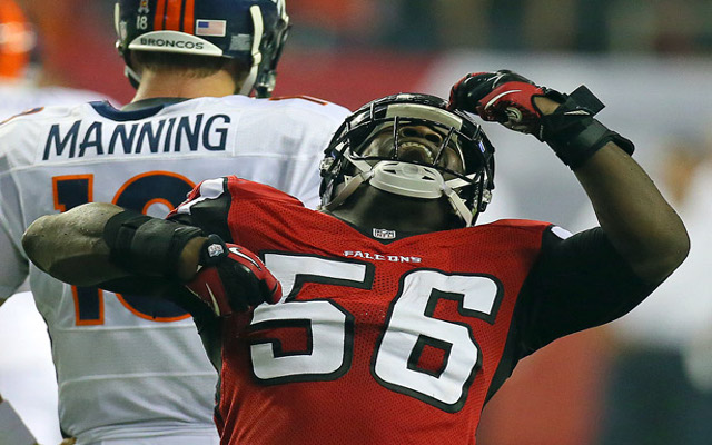 Atlanta Falcons to part ways with starting LB Sean Weatherspoon