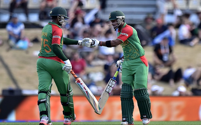 (Video Highlights) Cricket World Cup: Bangladesh see off brave Scotland despite Kyle Coezter's excellent 156