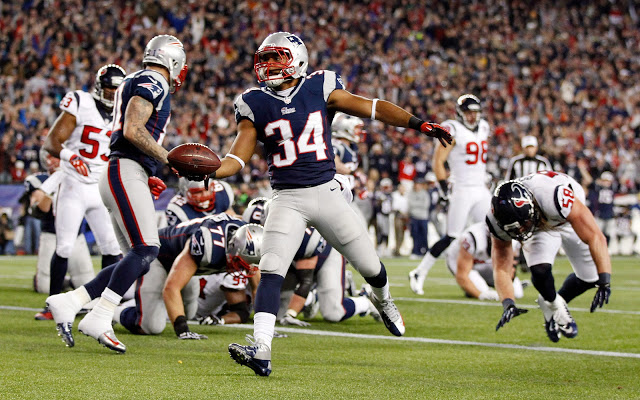 New York Giants to sign RB Shane Vereen on four-year deal