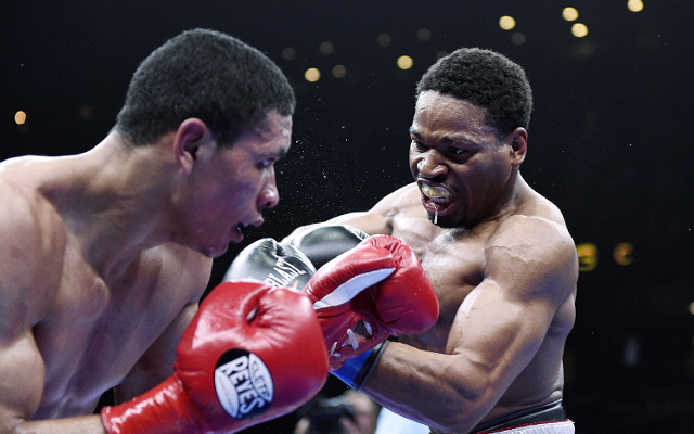 (Video) Boxing news: Shawn Porter claims KO win over Erick Bone