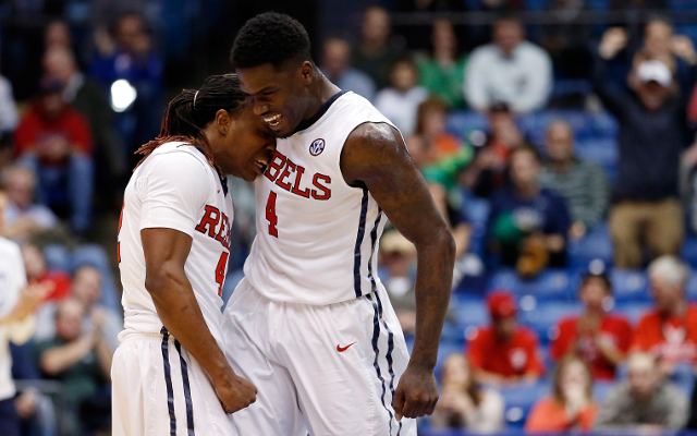 NCAA March Madness 2015: Ole Miss and Hampton produce shocks in First Four