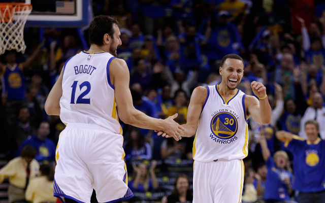 (Video) NBA playoffs round-up: Wins for Golden State Warriors and Chicago Bulls