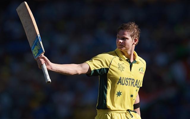 (Video Highlights) Cricket World Cup: Brilliant Steve Smith helps Australia reach 328 against India