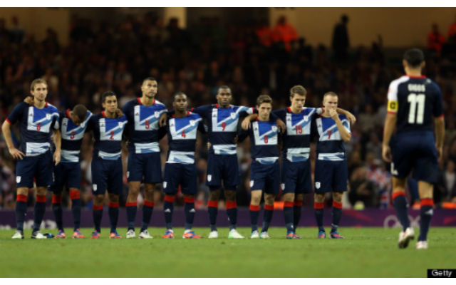 Is this the best (and fairest) Great British football team for the 2016 Olympics?