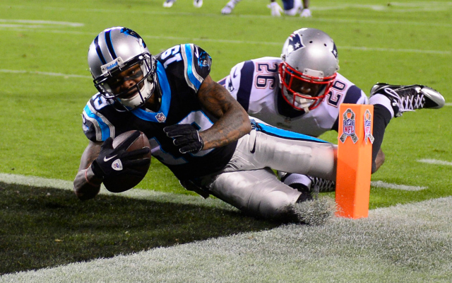 Cardinals WR Ted Ginn Jr. returns to Carolina Panthers on 2-year deal