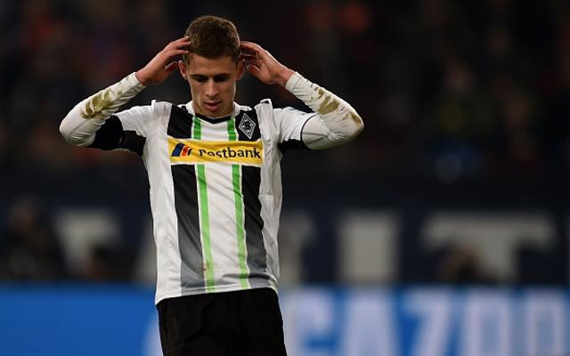 Eden Hazard in plea to Thorgan for Chelsea return