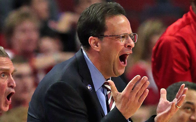 NCAA March Madness 2015: You suck! Indiana HC Tom Crean reportedly said these words to referee after loss