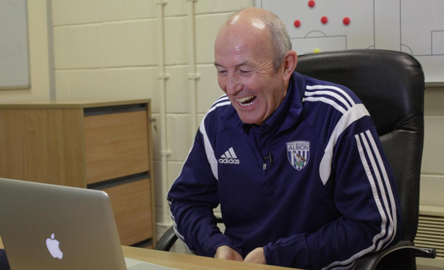 Tony Pulis hails Darren Fletcher & Saido Berahino in superb interview with Arsenal legend