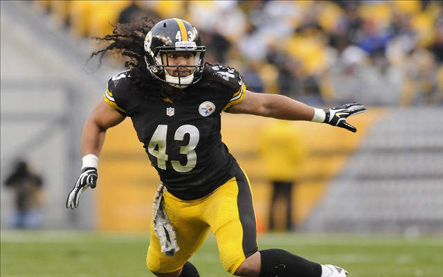 Pittsburgh Steelers not expected to bring back beloved S Troy Polamalu