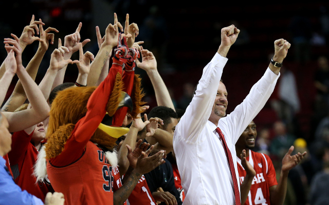 (Video) NCAA March Madness 2015: #5 Utah advances to Sweet 16 after pulling away from #4 Georgetown