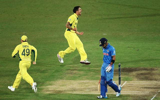 (Video) Australia v India: HUGE WICKETS! Shikhar Dhawan & Virat Kohli sent back to the pavilion at the SCG!