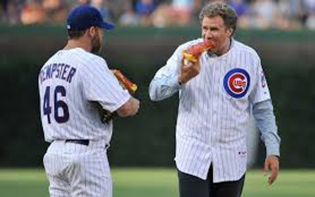 Funny Hollywood actor Will Ferrell to play all nine baseball positions for charity