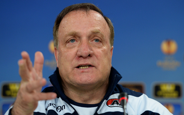 Sunderland to appoint Dick Advocaat as Gus Poyet replacement
