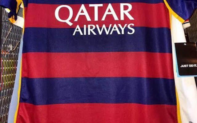 (Images) Barcelona to make history with radically-changed new home shirt