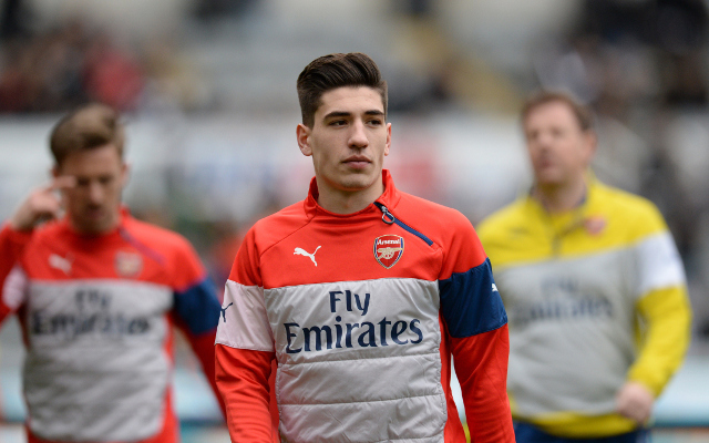 Hector Bellerin new squad number: Arsenal ANGER fans with STUPID error