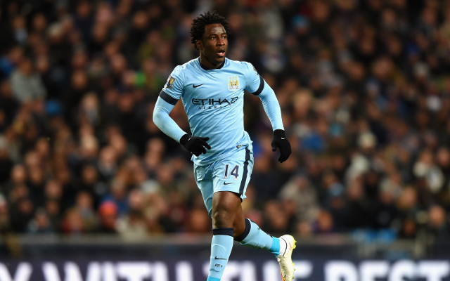 Manchester City predicted lineup vs Burnley: Wilfried Bony keeps starting place, but Vincent Kompany misses out again