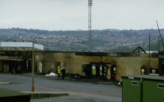 Bradford City set for emotional commemoration of Valley Parade fire, nearly 30 years on