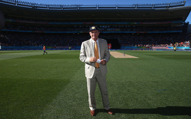 Cricket World Cup: New Zealand legend battling cancer claims Sunday's final may be the last game he watches