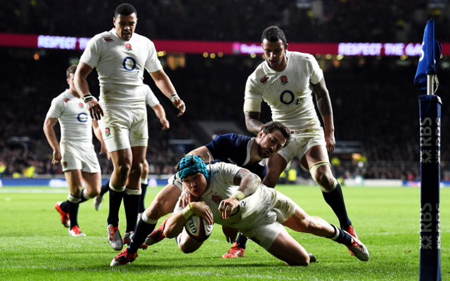 (Video) Six Nations Highlights – England 25-13 Scotland: Calcutta Cup heads to Twickenham