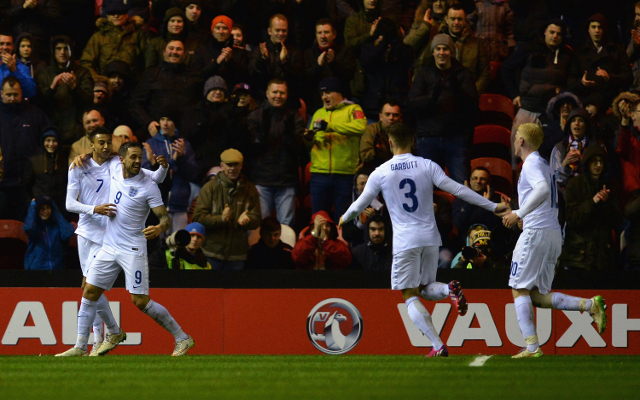 (Video) England 3-2 Germany U21s: Redmond and Ward-Prowse goals seal comeback win