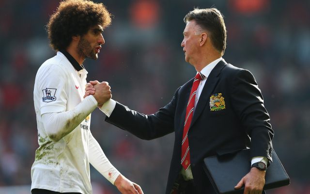 (Video) Crystal Palace 1-2 Manchester United highlights: Marouane Fellaini scores late as Man U avoids a tie
