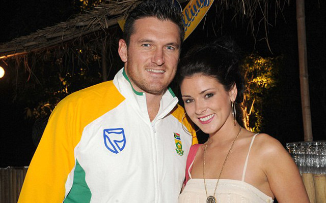 South Africa cricket star Graeme Smith's wife found out about divorce via text message
