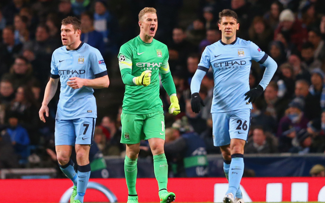Top 20 goalkeepers in the world: Joe Hart up after Barca heroics, plus Chelsea & Arsenal stars