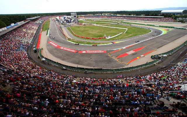 German Grand Prix missing from Formula One calendar for first time since 1960