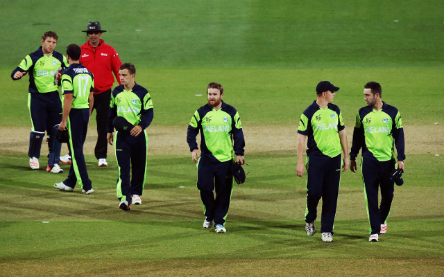 (Video) Cricket World Cup: Ireland become the last home nation to be knocked out