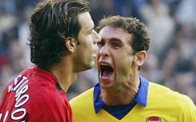 Infamous 'Battle of Old Trafford' is Arsenal manager's most memorable moment