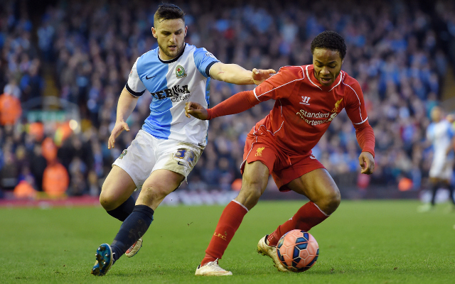 Liverpool player ratings vs Blackburn as Coutinho flounders in physical encounter