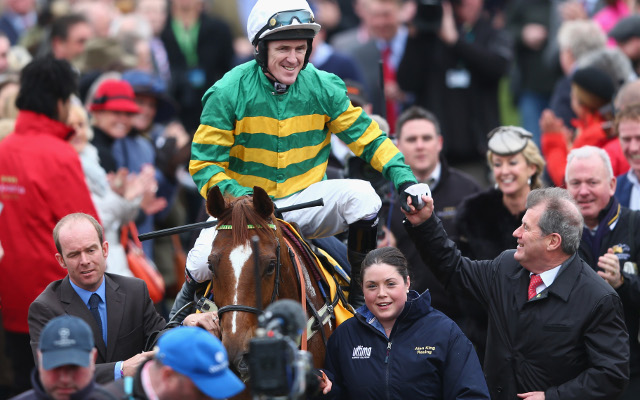 Legendary jockey could retire earlier than planned if he wins the Grand National