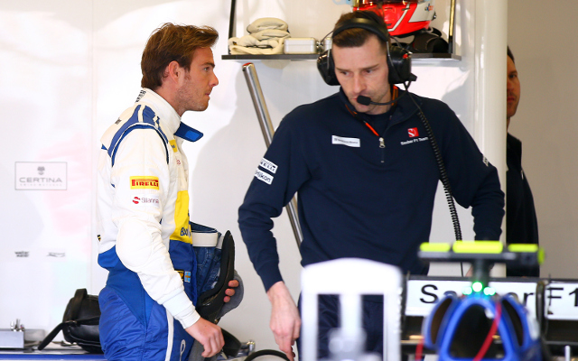Jilted driver Giedo van der Garde DROPS legal action against Sauber