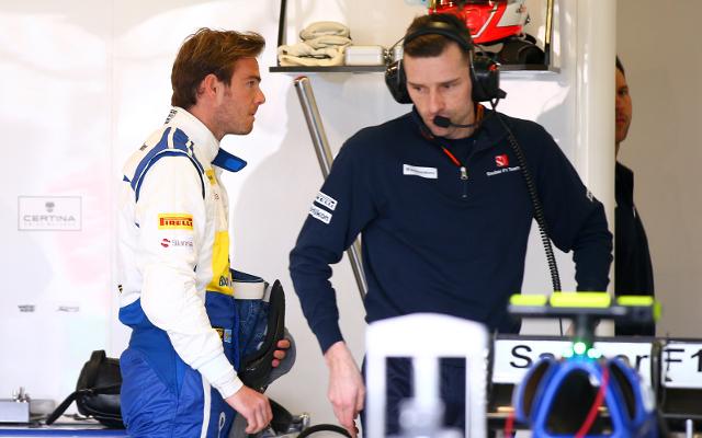 Jilted driver Giedo van der Garde DROPS legal action against Sauber