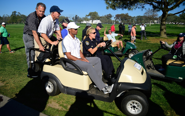Tiger Woods set to fall out of golf's top 100 for first time in 18 years
