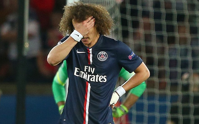 (Video) David Luiz denies he's a virgin: Former Chelsea star hits back at recent claims