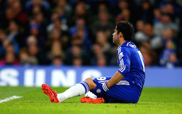 Fresh Diego Costa hamstring injury mars Chelsea win over Stoke City